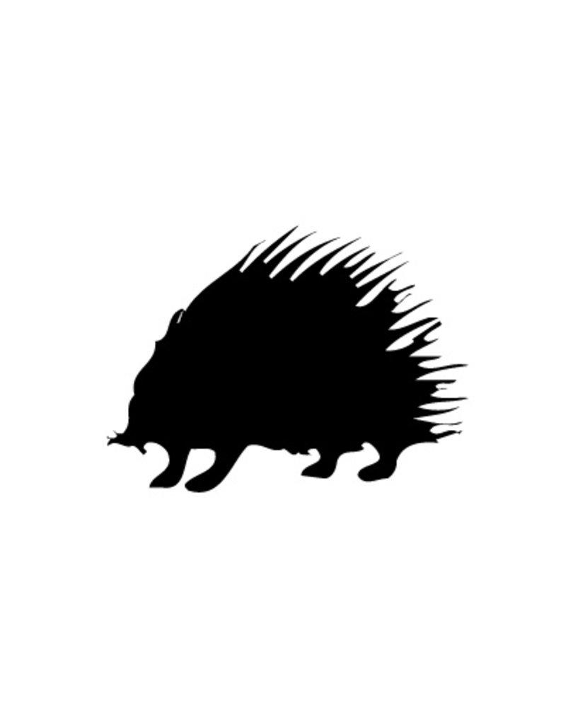 Stachelschwein Sticker