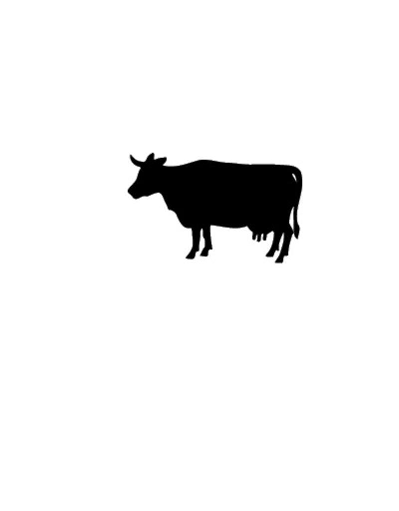 Bull 2 Sticker
