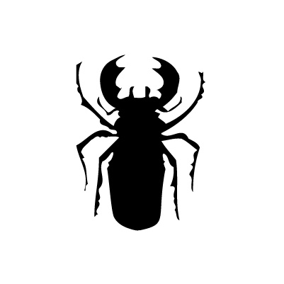 Käfer 2 Sticker