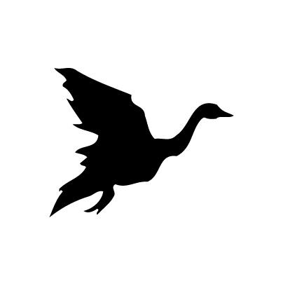 Oiseau 1 autocollant