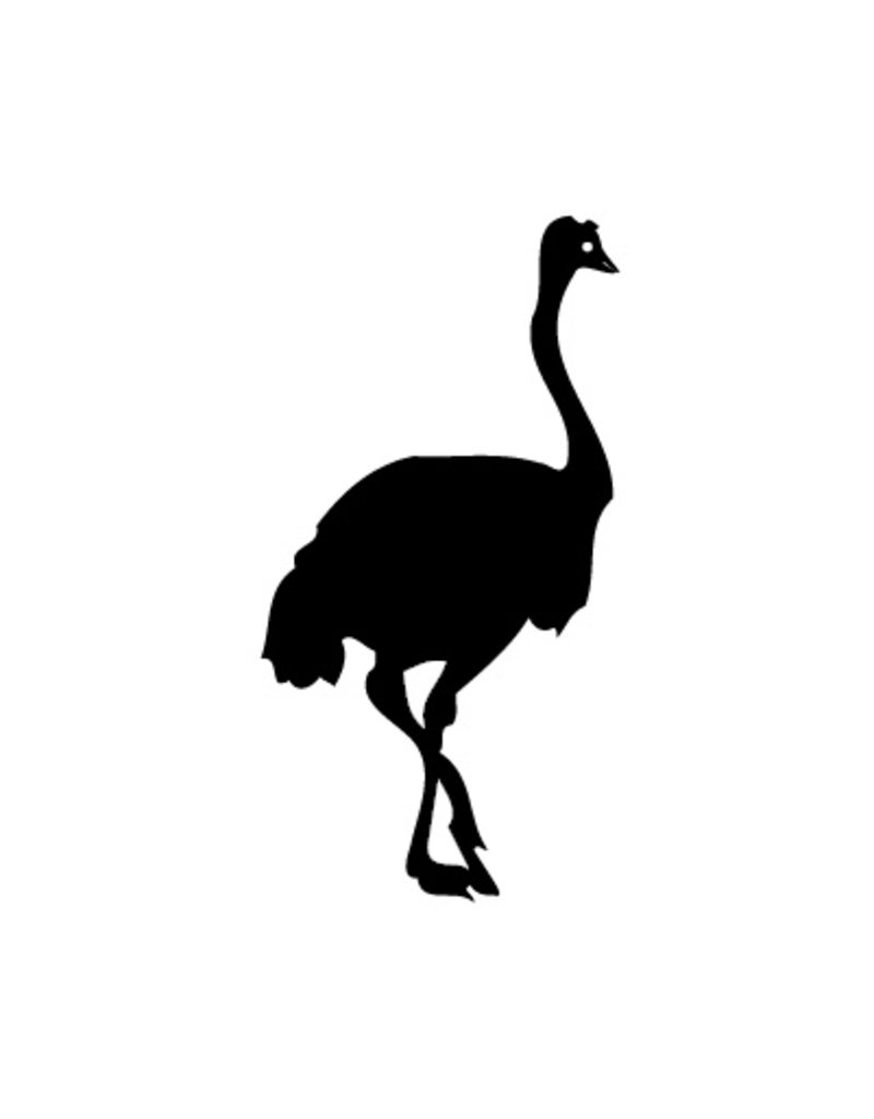 Vogel 9 Sticker