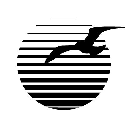 Vogel 10 Sticker