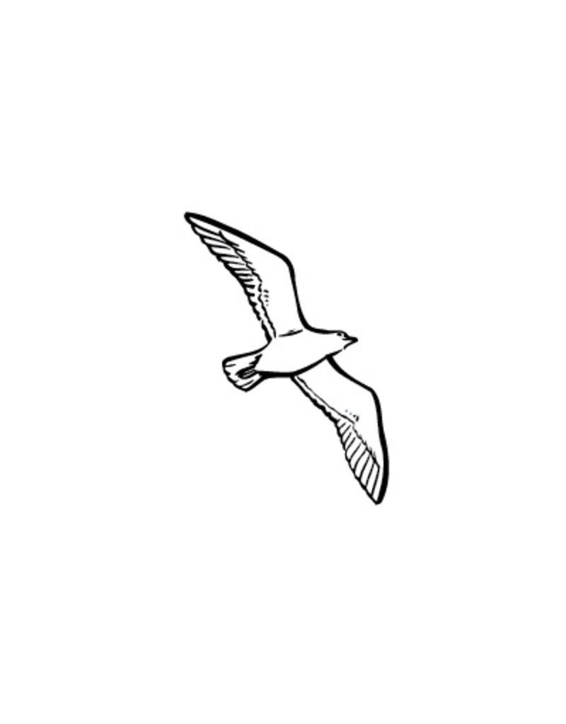 Vogel 11 Sticker