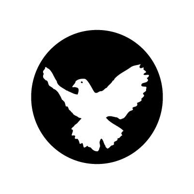 Autocollant oiseau 13
