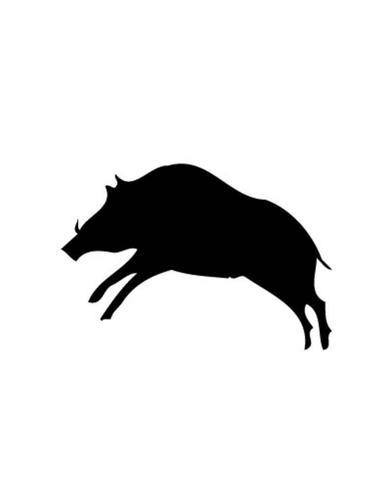 Sticker swine
