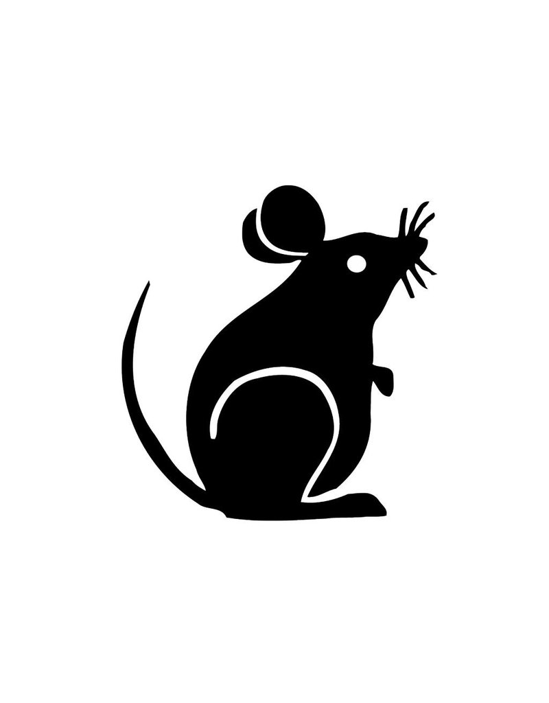 Mouse 1 Sticker