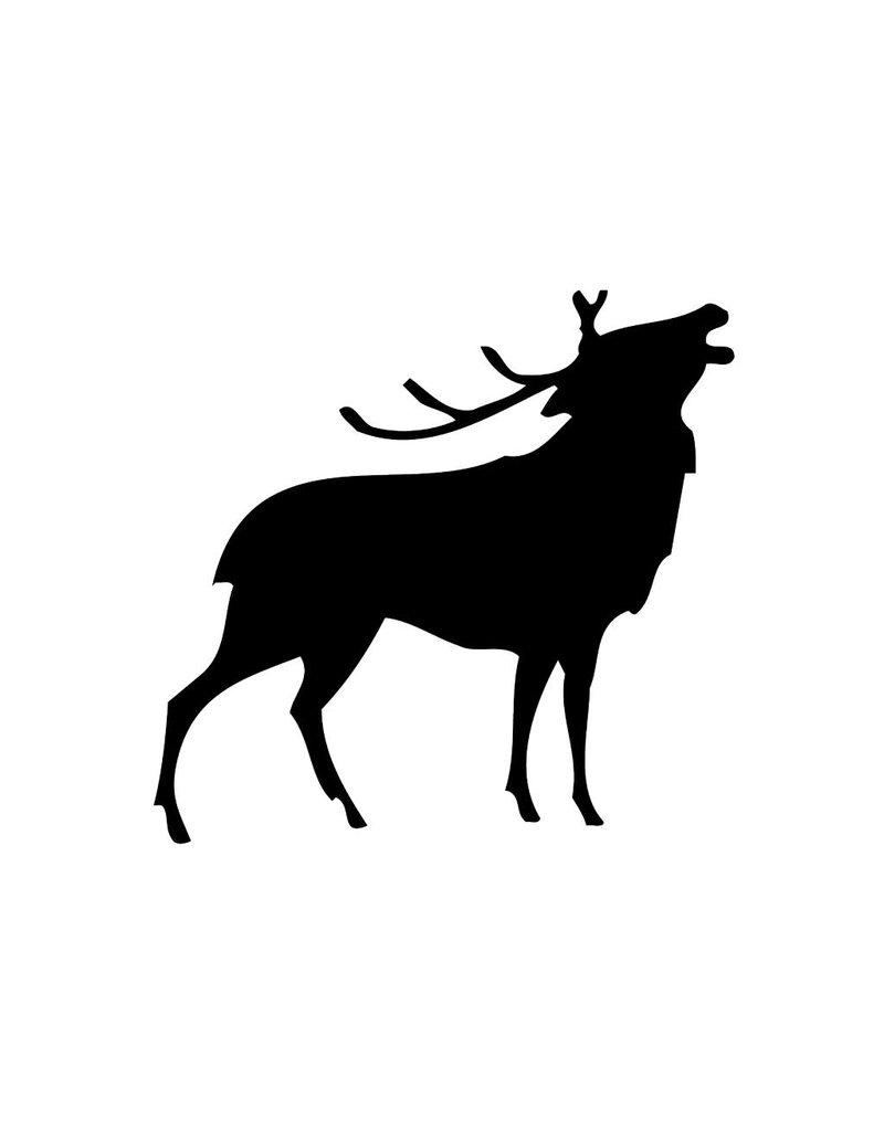 Deer 1 Sticker