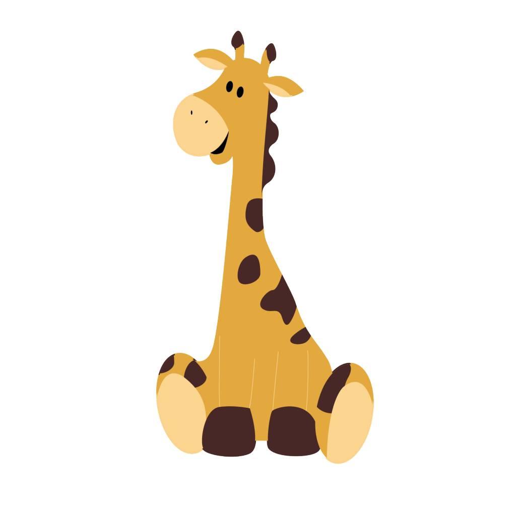Giraf Je Sticker Dr Sticker