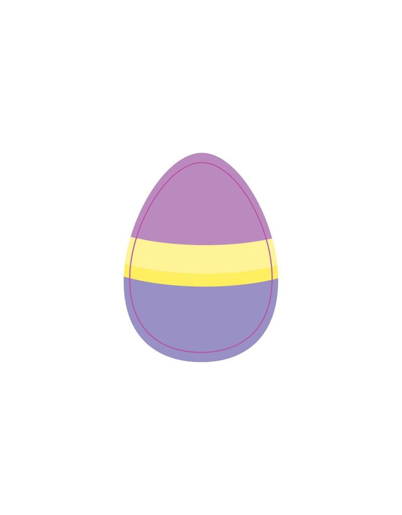 Pegatinas huevos de Pascua 6