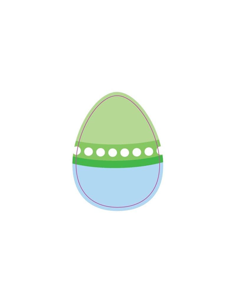 Pegatinas huevos de Pascua 5