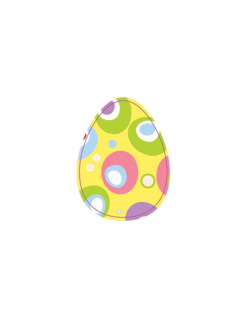 Pegatinas huevos de Pascua 2