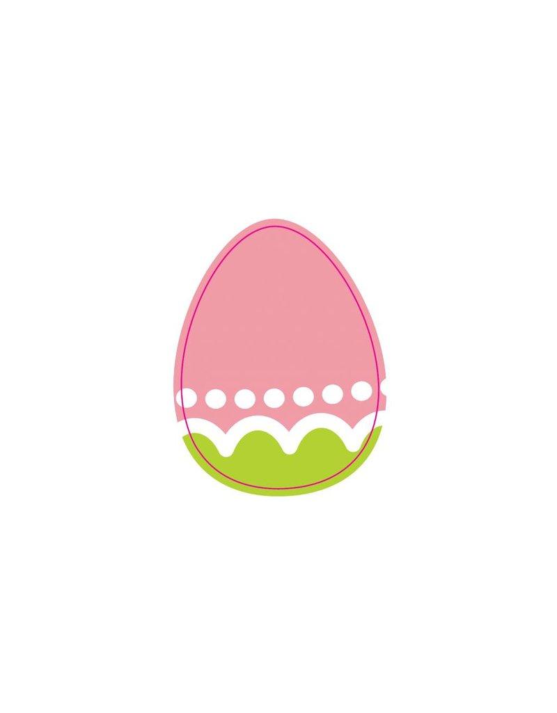 Pegatinas huevos de Pascua 1