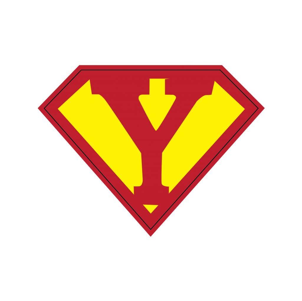 Super Hero Y