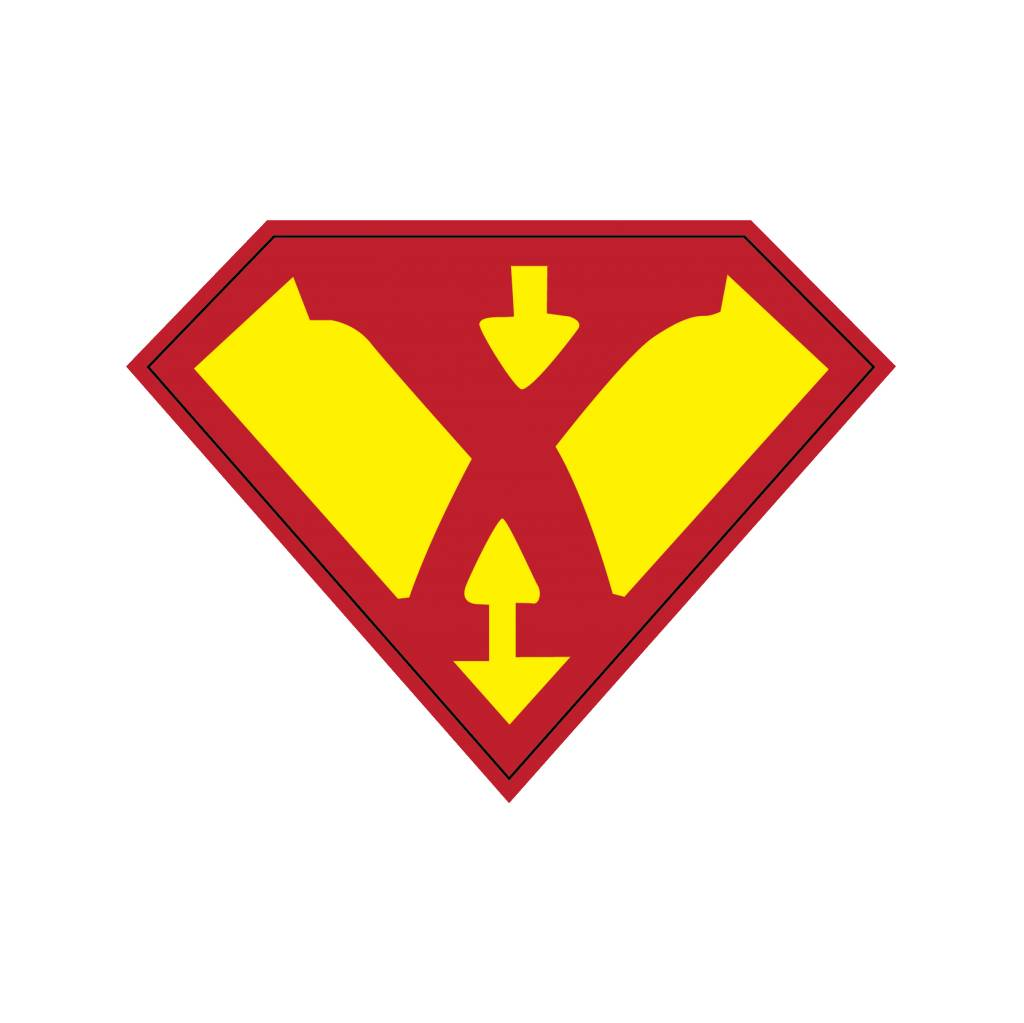 Super-héros X