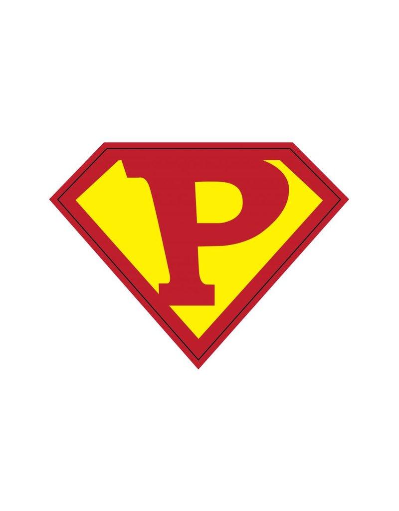 Super-héros P