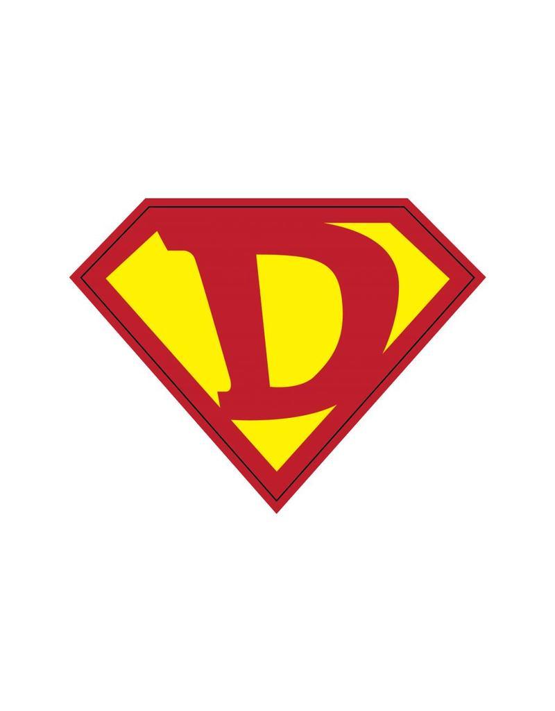 Super-héros D