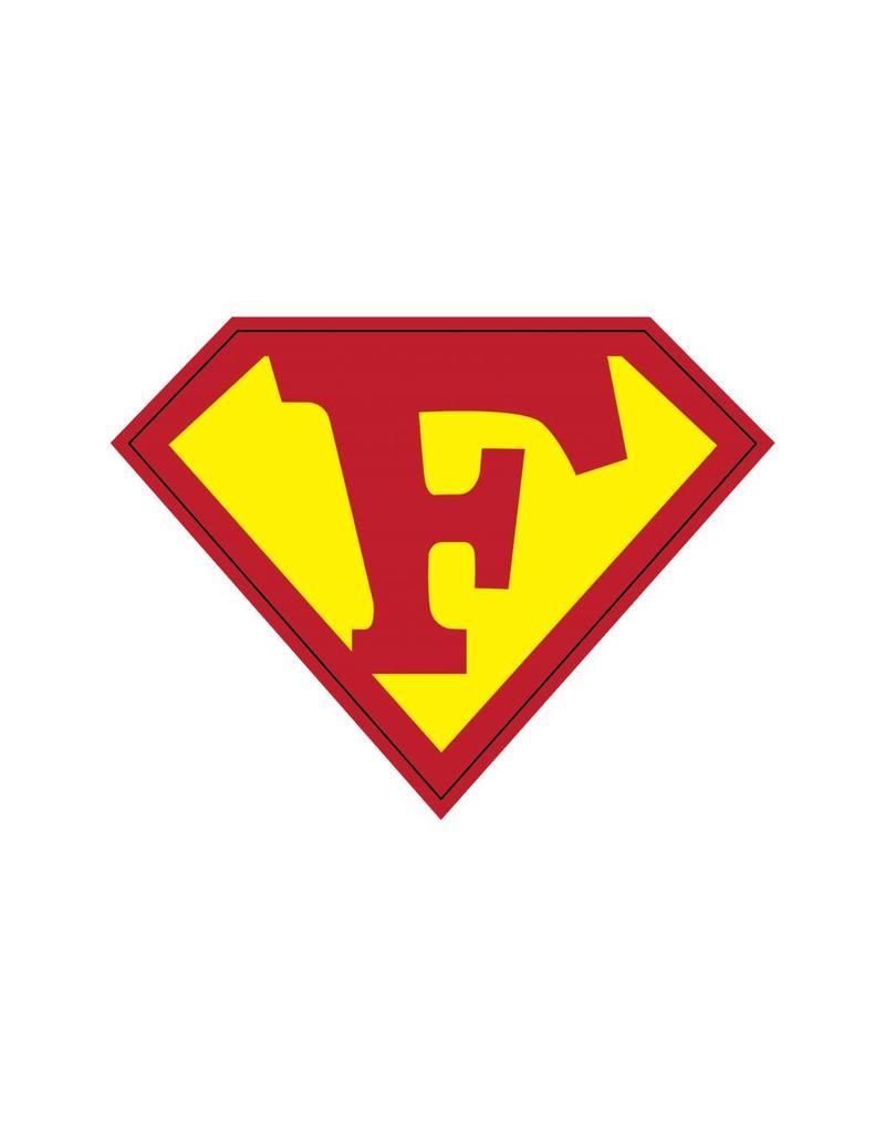 Super-héros F