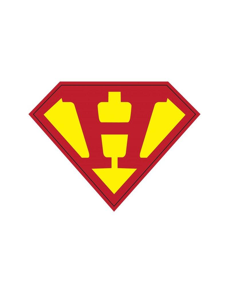 Super-héros H