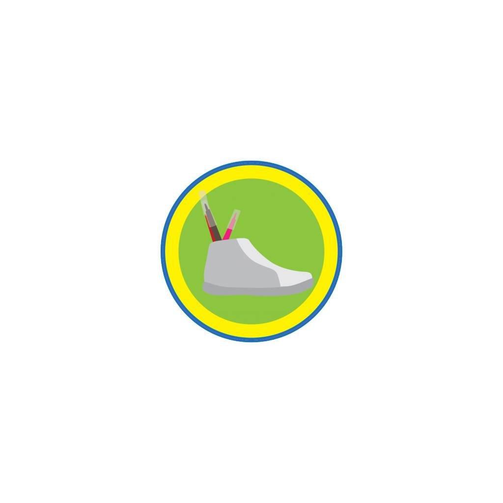 Shoe 2 sticker