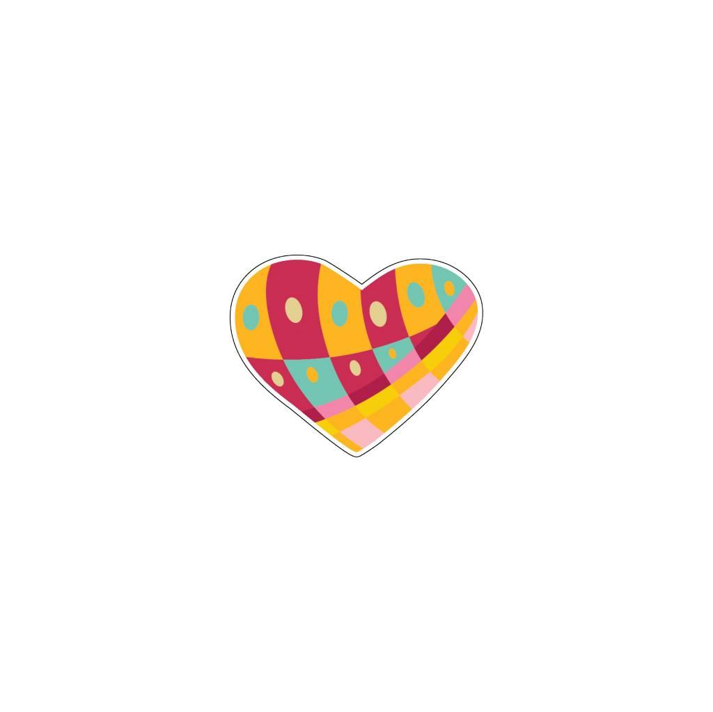 Corazón moderno 2
