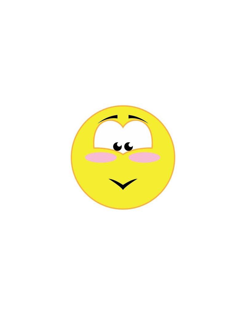 Pegatina smiley 14