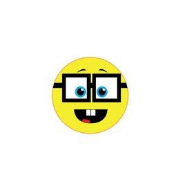 Pegatina smiley 10