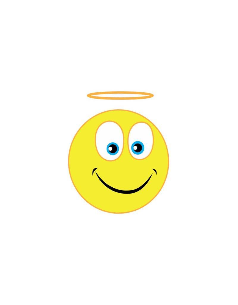 Smiley Sticker 6