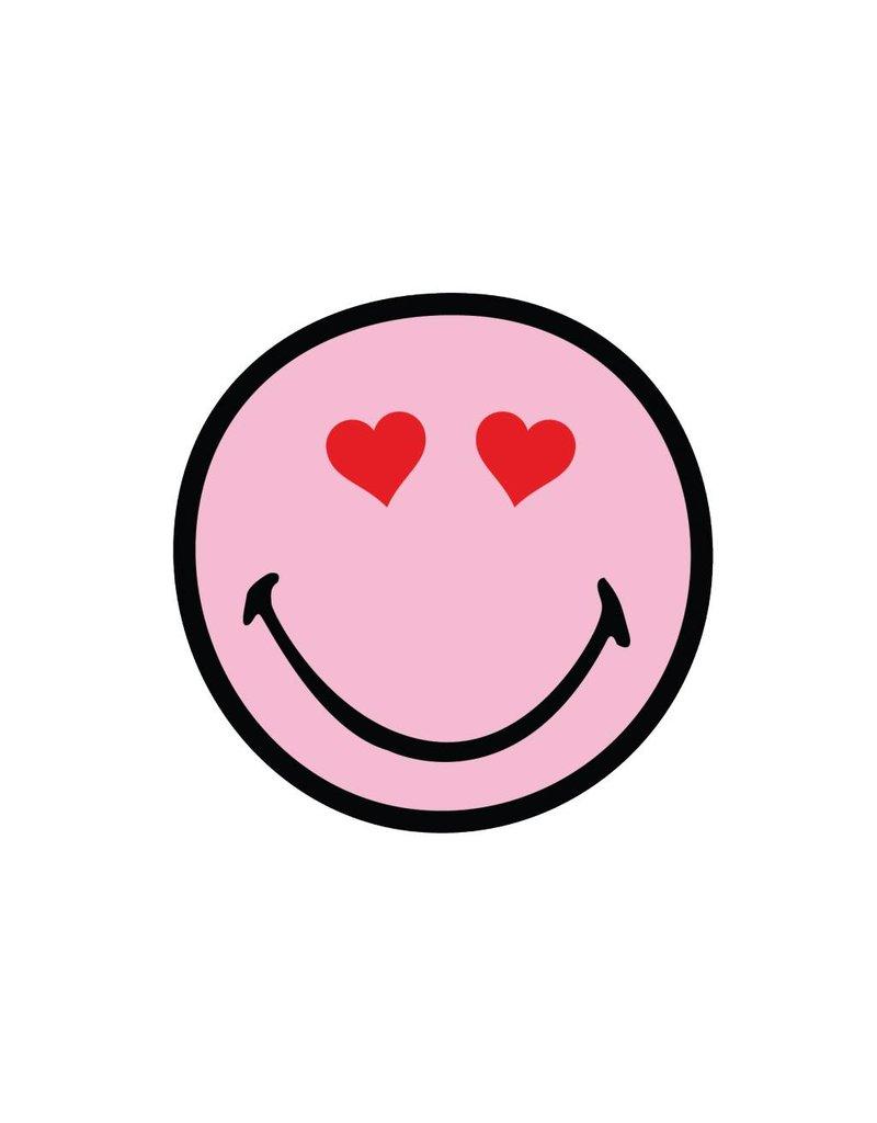 Smiley 10 Sticker