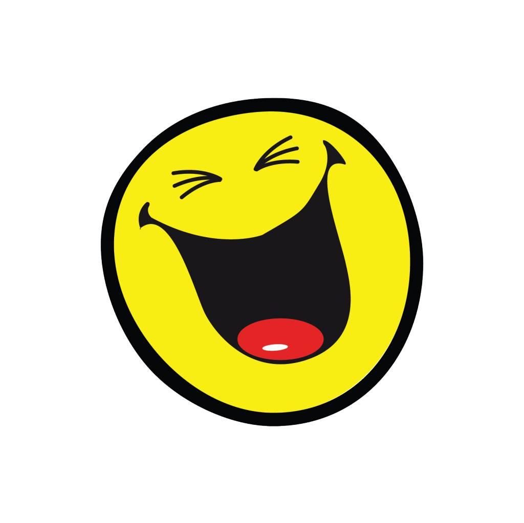 Pegatina smiley 9