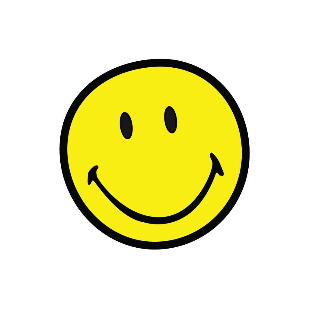 Smiley 7 Sticker