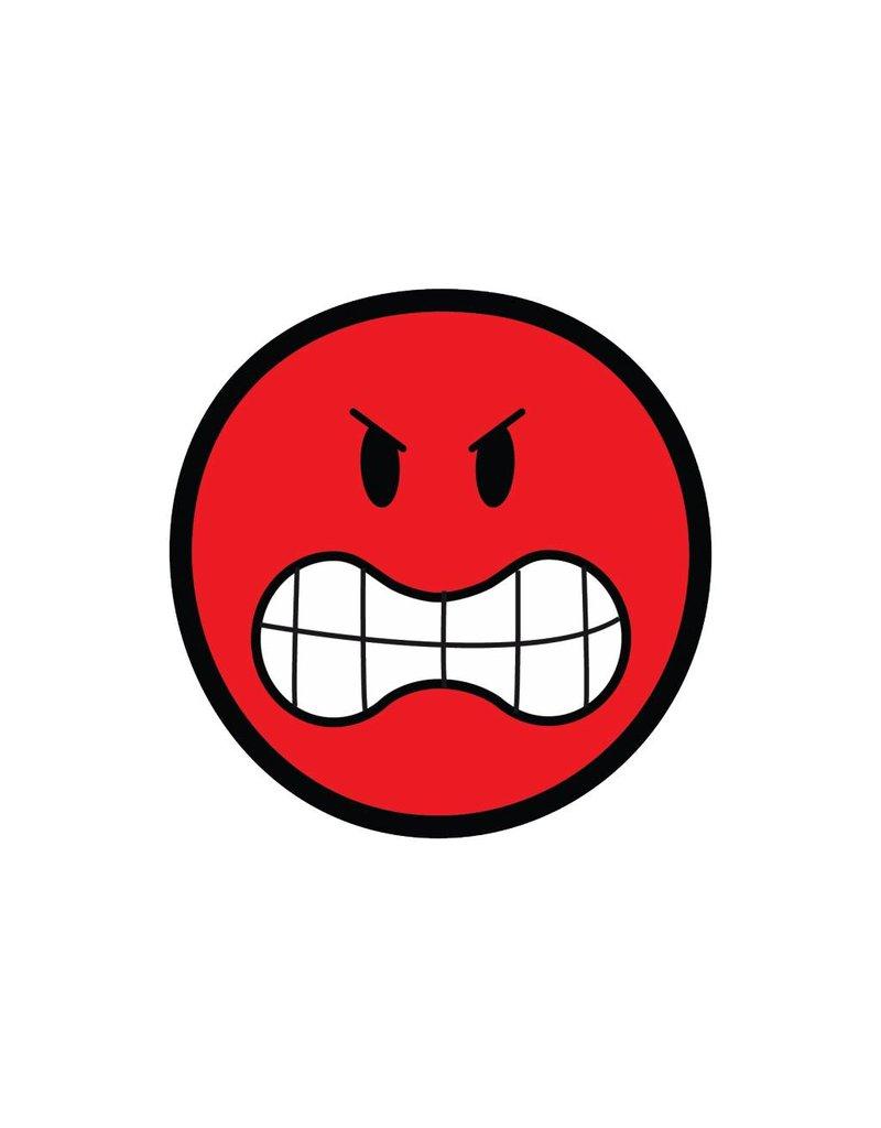 Smiley 6 Sticker