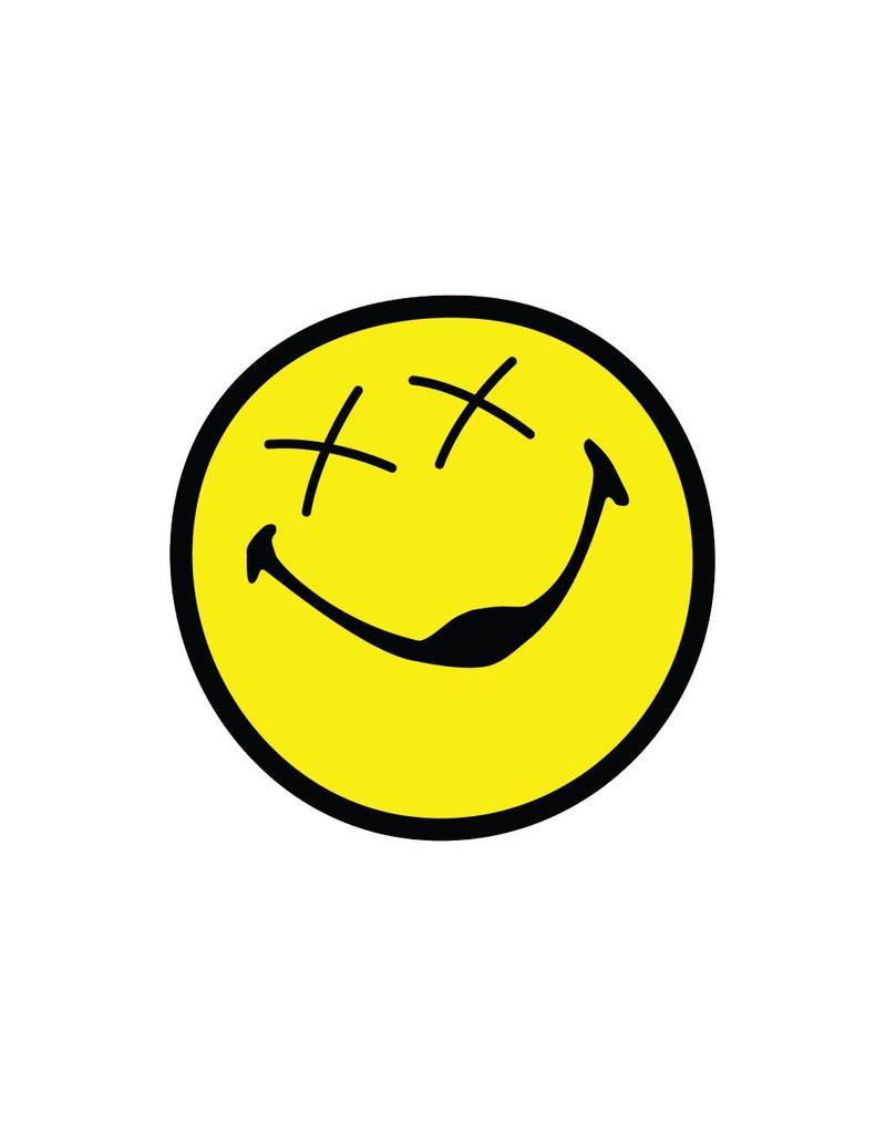 Smiley 5 autocollant