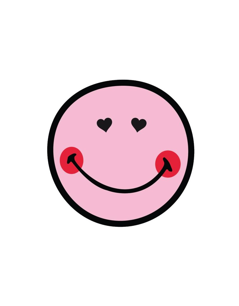 Smiley 4 Sticker