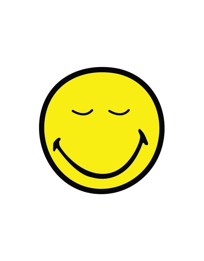 Smiley 3 autocollant