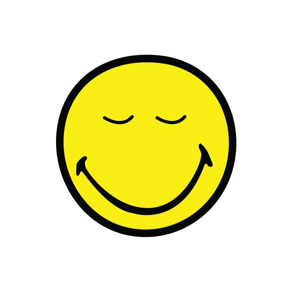 Pegatina smiley 3