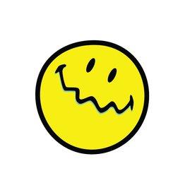 Pegatina smiley 2