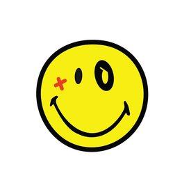 Pegatina smiley 1