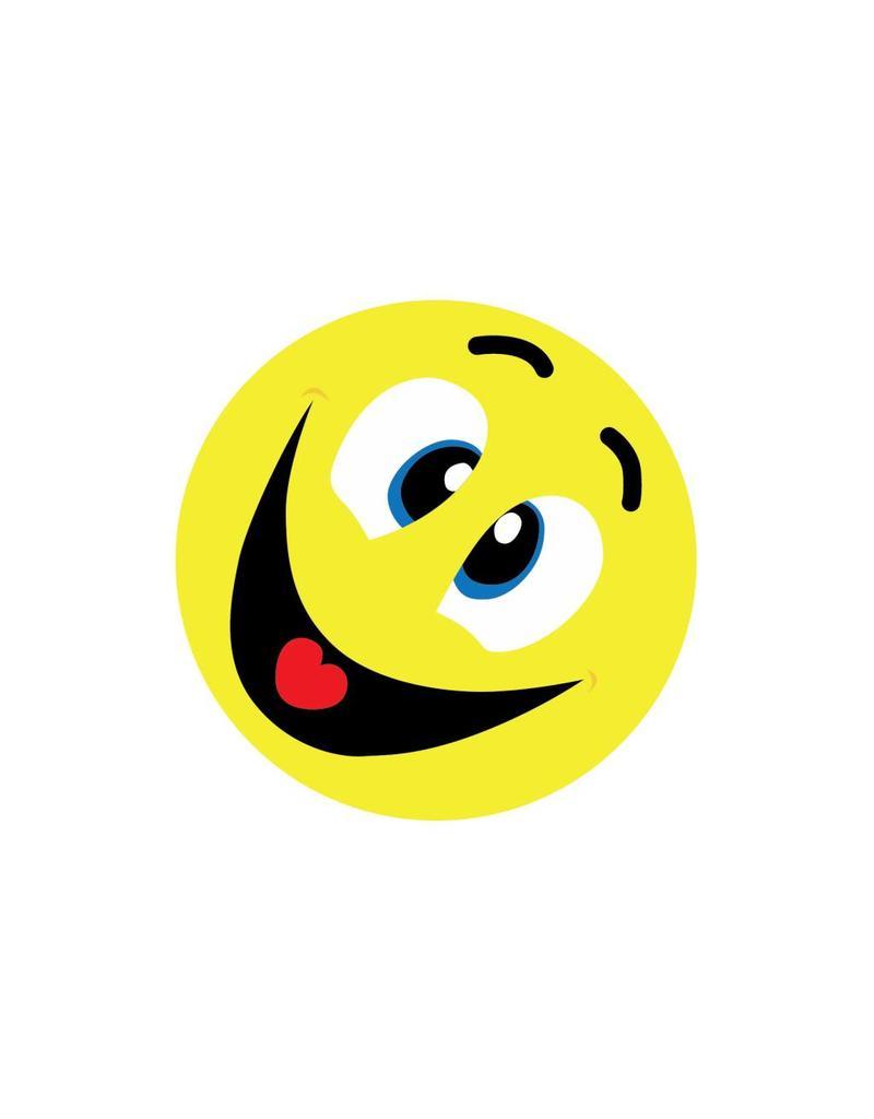 Crazy face 5 Sticker