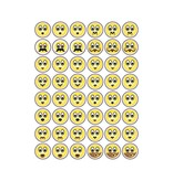 Moustache Smiley Stickers
