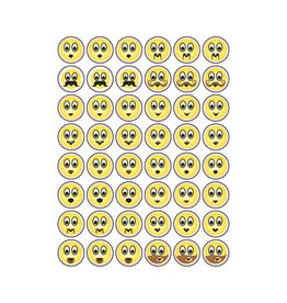Snorren Smiley Stickers