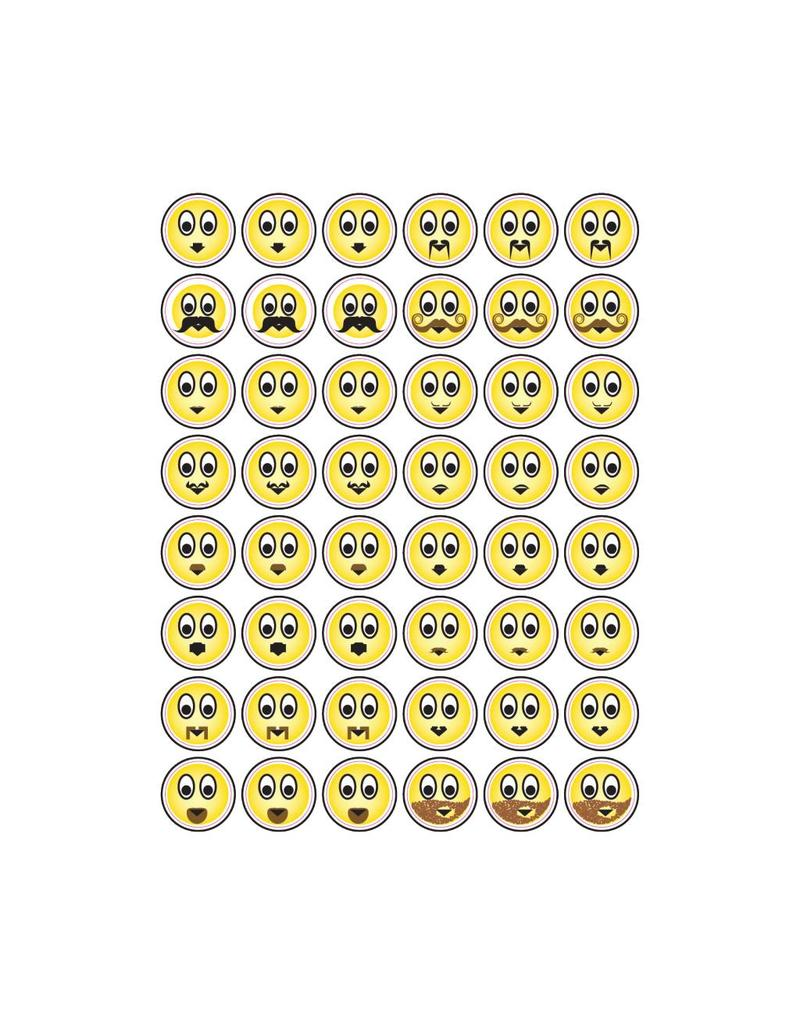 Snorren Smiley Stickers