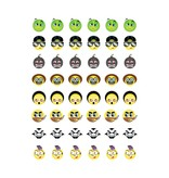 Diverse Smiley Stickers3