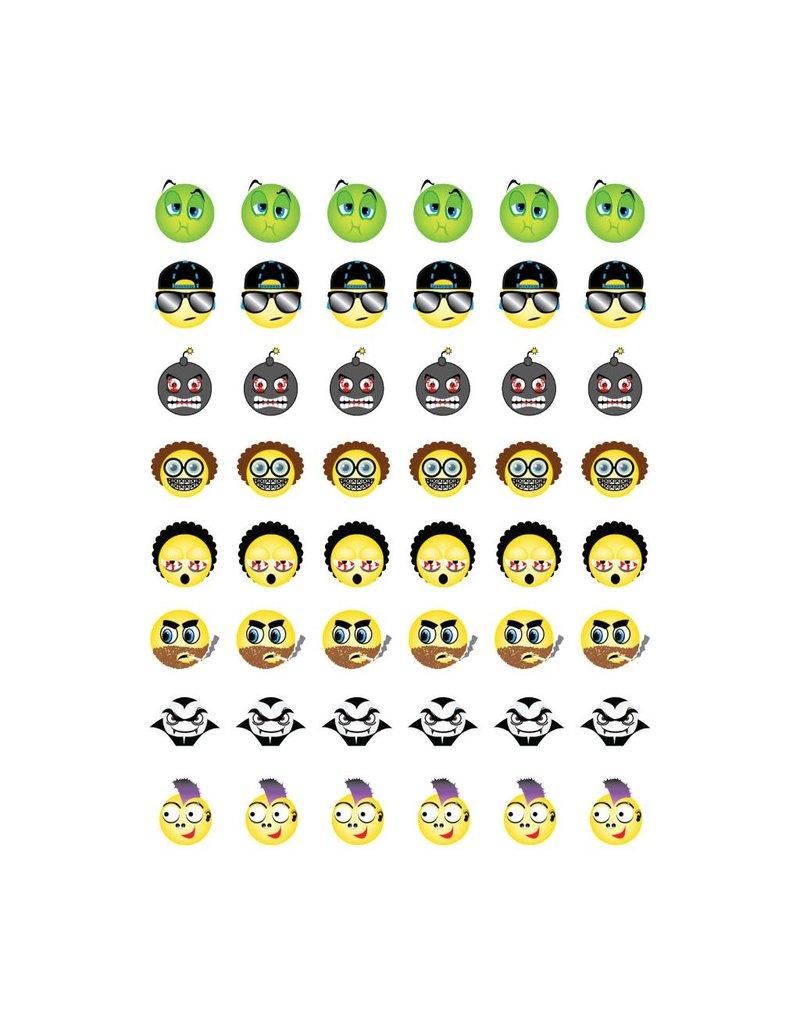 Set Smiley Sticker 3