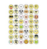 Diverse Smiley Stickers2