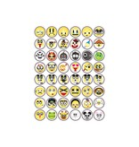 Diverse Smiley Stickers1
