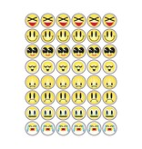 Various Smiley Stickers