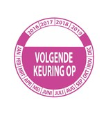 Keuring Sticker 9