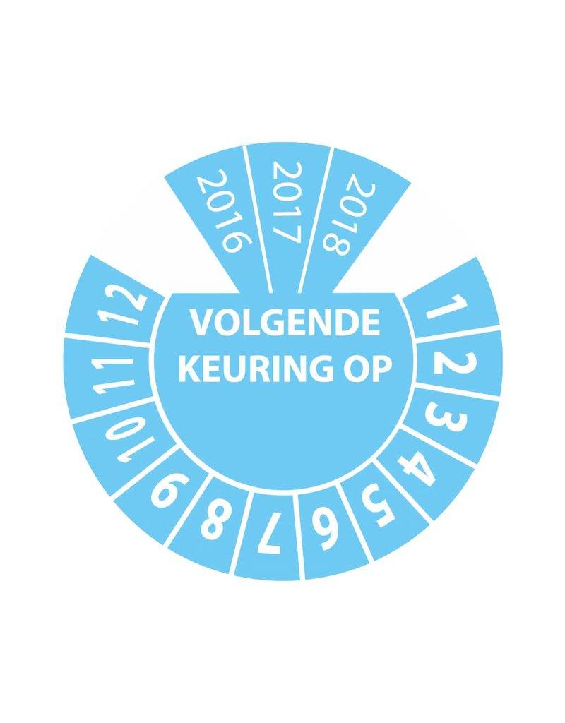 Keuring Sticker 8