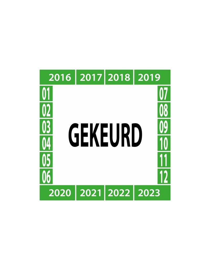 Keuring Stickers 7