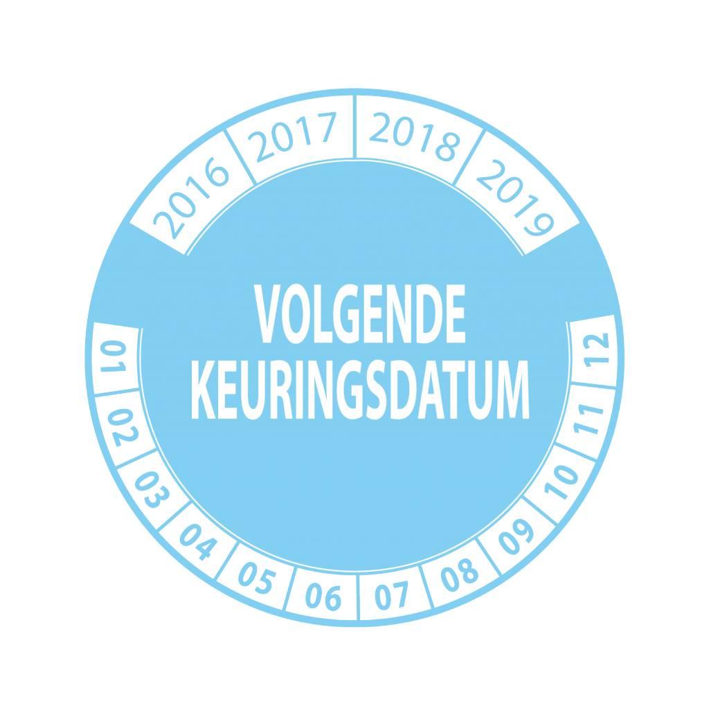 Keuring Sticker 5